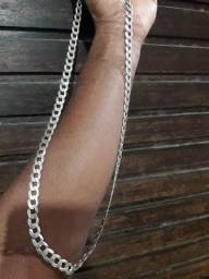 Corrente de prata masisa para vender