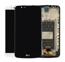 Tela / Display Lg LG K10 TV - Melhor Preço do ES e Intalação em 30 Minutos!