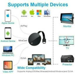 Chromecast novo.