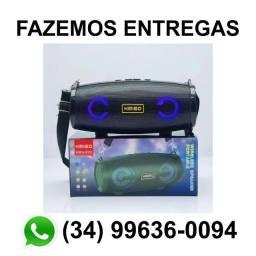 Caixa de Som Bluetooth Kimiso 222