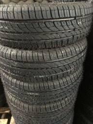 Título do anúncio:  pneus remolds aro 14 poucas unidades Aproveita
