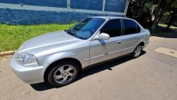 Civic ex manual raridade