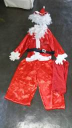 Título do anúncio: Roupa de Papai Noel