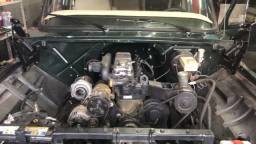 Motor e Caixa Perkins Q 20b Chevrolet D-20 D-40 D-10
