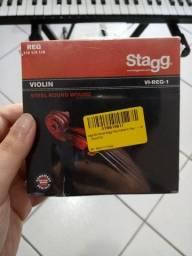 Encordoamento para violino, Stagg