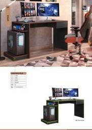 Título do anúncio: escrivania gamer rubi zap  *