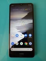 Título do anúncio: Vendo ou troco Nokia 2.4
