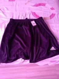 Short Adidas tamanho M