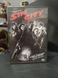 DVD Sin City - Cidade do Pecado