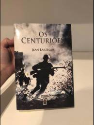 Livro Os centuriões