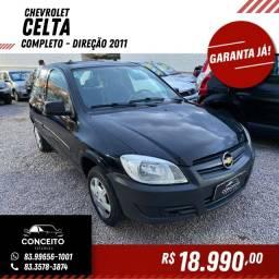 Chevrolet Celta Completo - Direção 2011.