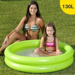 Piscina Inflável 130 Litros - Mor - Banheira - infantil - na embalagem