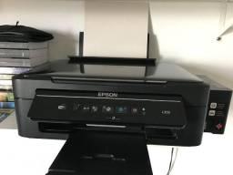 Multifuncional Epson L355 com Bulking e wifi