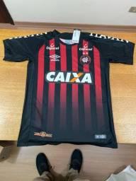 TAMANHO M Camisa Athletico Paranaense 2017/2018