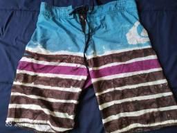 Shorts estampa 5R$ cada