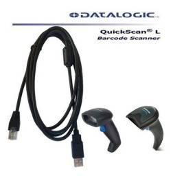 Título do anúncio: Cabo Datalogic Usb Para Leitor Quickscan Qw2100/qd2100