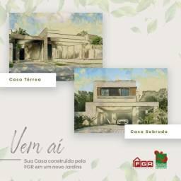 Casa Térrea 153m², FGR Jardins.