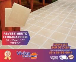 Revestimento Ferrara Beige - Comercial - 20 x 20cm