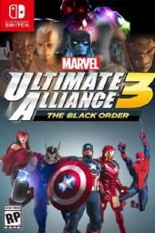 Marvel Ultimate Alliance 3 - Nintendo Switch