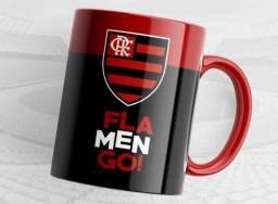 Título do anúncio: Lindas canecas do Flamengo- CanecarES