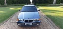BMW 325i A, 6cc, Baixo km, Impecável, 1995