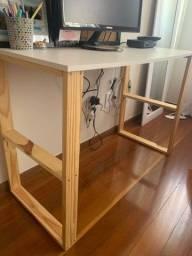 kit Escrivaninha, Arara de roupas e suporte de bolsa