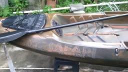 Caiaque de Pesca Safari - Brudden - Semi Novo