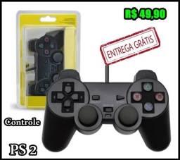 Título do anúncio: Controle Play 2
