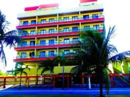 Apt Duplex na Cobertura + 3 Suites + Ar + Wifi + Netflix no Braga