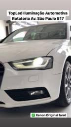 Audi- Xenon Original Aqui!