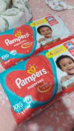 Pampers supersec xxg 64 uni