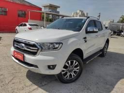 Ranger CD Limited AT 4X4 3,2 Diesel 2020 Top de Linha ja com ipva pago e licenciada
