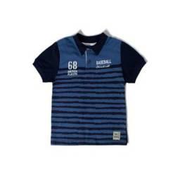 Camiseta infantil masculino-camiseta pólo - Tmx Kids