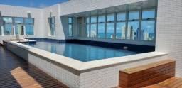 Vendo belíssimo apartamento em tambauzinho 3 quartos frente para o mar