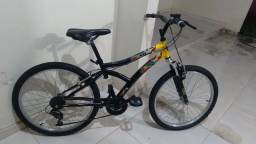 Bike aro 24 tudo funcionando