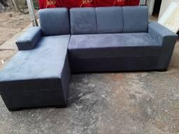 sofá de canto direto da fábrica planeta móveis!!