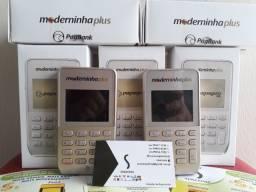 Moderninha Plus - Máquina de Cartão PagSeguro