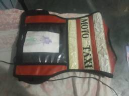 Colete moto táxi valor r$ 80 reais, menor preço
