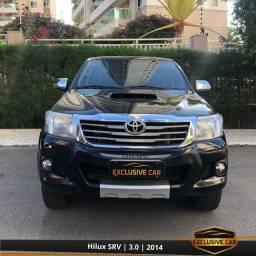 Título do anúncio: Toyota Hilux SRV 3.0 - 2014 AT 4X4