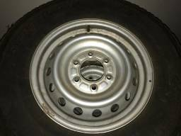 Rodas de ferro nova ranger