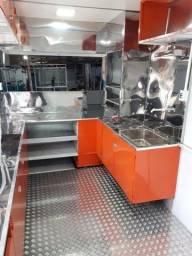 Food trucks trailers de lanches documentados valores à partir de 7.999,00