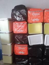 Bolsa bag novas com isopor entregamos todo br