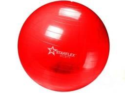 Bola Pilates (65cm) C/ Bomba - StarFlex