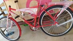 Bicicleta Monark barra circular(nova)
