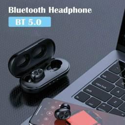 Fone de ouvido Bluetooth B5 TWS