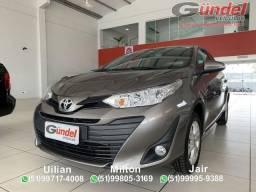 Título do anúncio: Toyota YARIS XL Sedan 1.5 Flex 16V 4p Aut.
