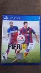 Jogo original FIFA 15 PS4