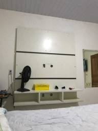 Vendo rack de parede pra tv todo no mdf