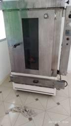 Vendo forno progas 10 esteiras e batedeira industrial bp 12 quilos da gpaniz!