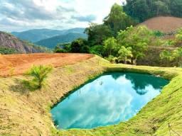 Título do anúncio: Sítio Lago Azul em Santa Teresa 1,5 Do Asfalto